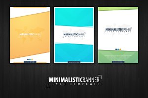 Minimalistic Banners
