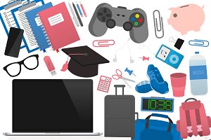College Clipart Collection