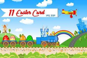 11 Easter Card