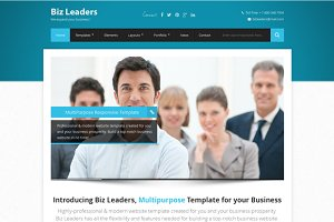Biz Leaders - Responsive Business
