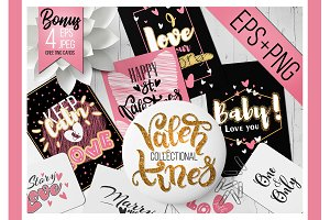 Valentines Collectional EPS+PNG