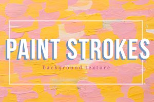 Brush Stroke Background Texture