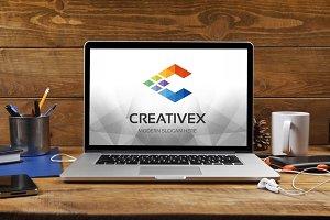 Creativex (Letter C) Logo