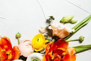 Floral design space