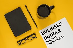 Yellow business bundle 2