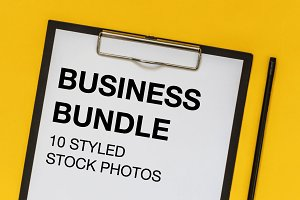 Yellow business bundle 1