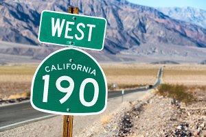 California 190 West