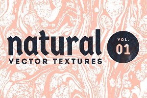 Natural Vector Textures | Vol. 1