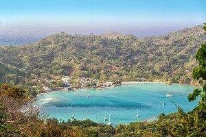 Sapzurro Bay View