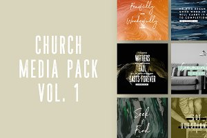 Church Media Pack Vol. 1