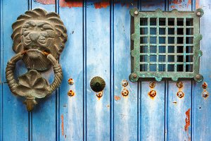 Historic Door Knocker