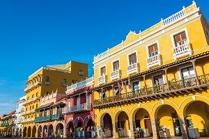 Historic Colonial Architecture