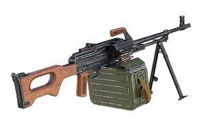 Gun machine military