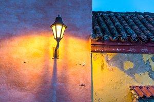 Colonial Street Light