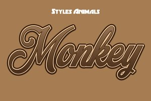 Style Animals - Add-ons Illustrator