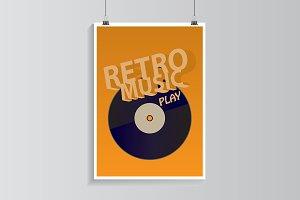 Retro music.