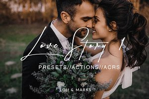 LXM LOVE STORIES 1 LR//PS
