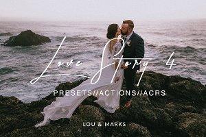 LXM Love Stories 4 LR//PS