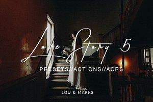 LXM Love Stories 5 LR//PS