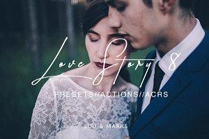 LXM Love Stories 8 LR//PS