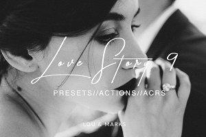 LXM Love Stories 9 LR//PS