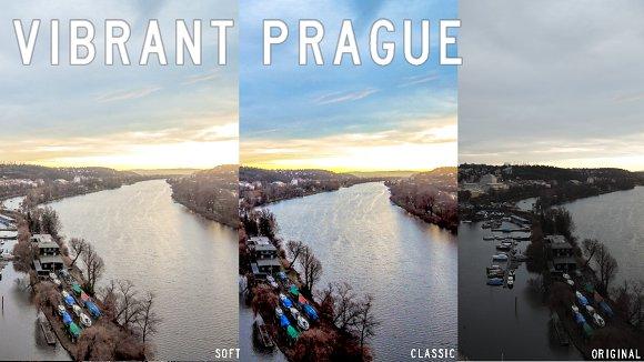 Vibrant Prague Lightroom Presets
