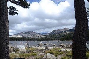 Small Sierra Lake