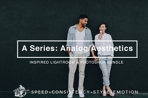A4 A5 A6 VSCOCam Preset/ACR/Actions