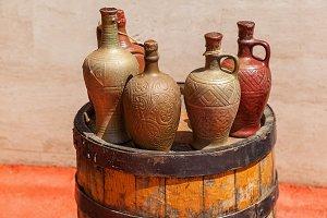 Ancient wine.