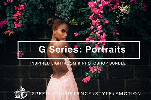 G Series VSCOCam Presets/ACR/Actions