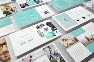 Photography Keynote Template