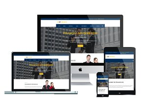ET Finance – Joomla Finance Template