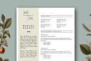 Simple Resume Template for Word
