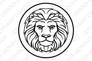 Leo Lion Horoscope Zodiac Sign