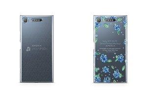 Sony Xperia XZ1 UV PC Clear Case