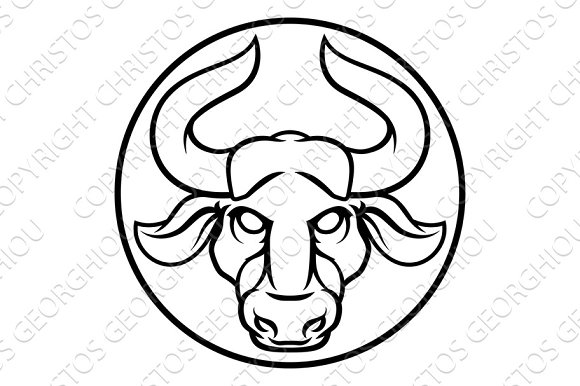 Taurus Bull Astrology Horoscope Zodiac Sign