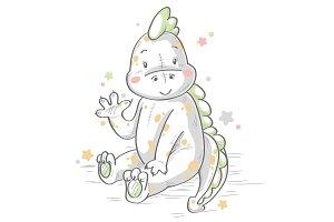 children's character dinosaur