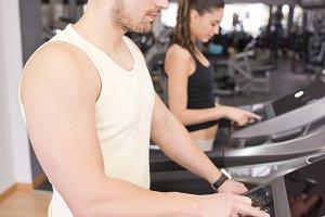 Treadmill sport