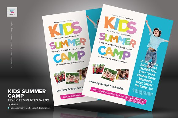 Summer Camp Flyer For More Information Please View Our Summer Camp