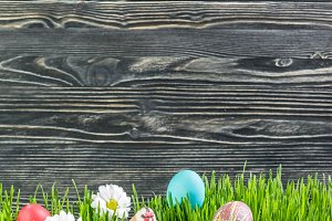 Easter background 002