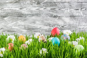 Easter background 003