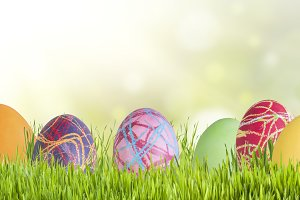 Easter Background 013