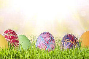 Easter Background 014