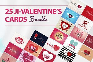 Valentine's Day Cards Templates
