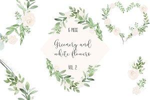 Greenery & White Wedding VOL2