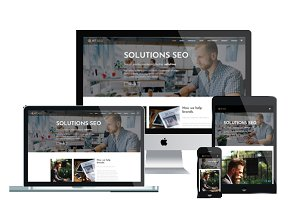 AT SEO – Marketing Joomla Template