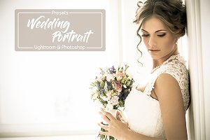 Wedding Portrait LR & ACR Presets