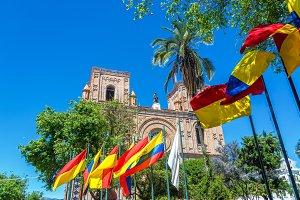 Cuenca, Ecuador Cathedral