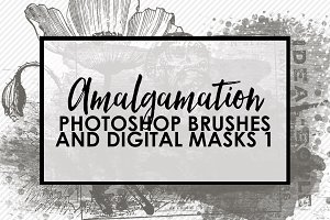 Amalgamation PS Brushes & Masks 1