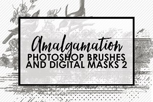 Amalgamation PS Brushes & Masks 2